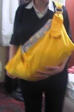 Bebek taşıma çantası  siling