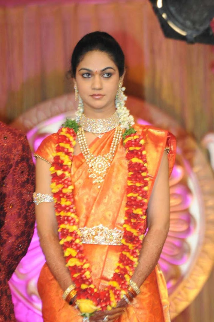 Sneha Reddy Allu Arjun Reception Pictures