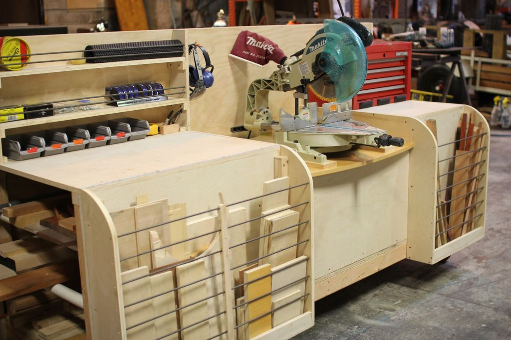Woodworking Bancada De Trabalho Wood Second Chance