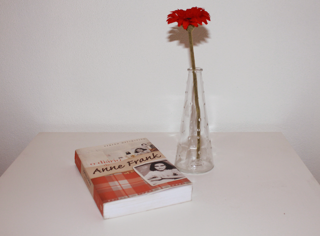 Anne Frank Diary // Outfit Post