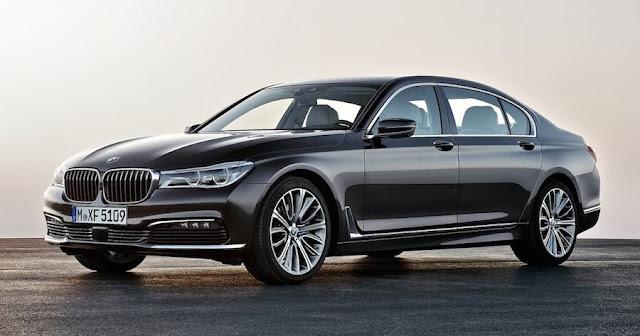 フルモデルチェンジ BMW 7シリーズ