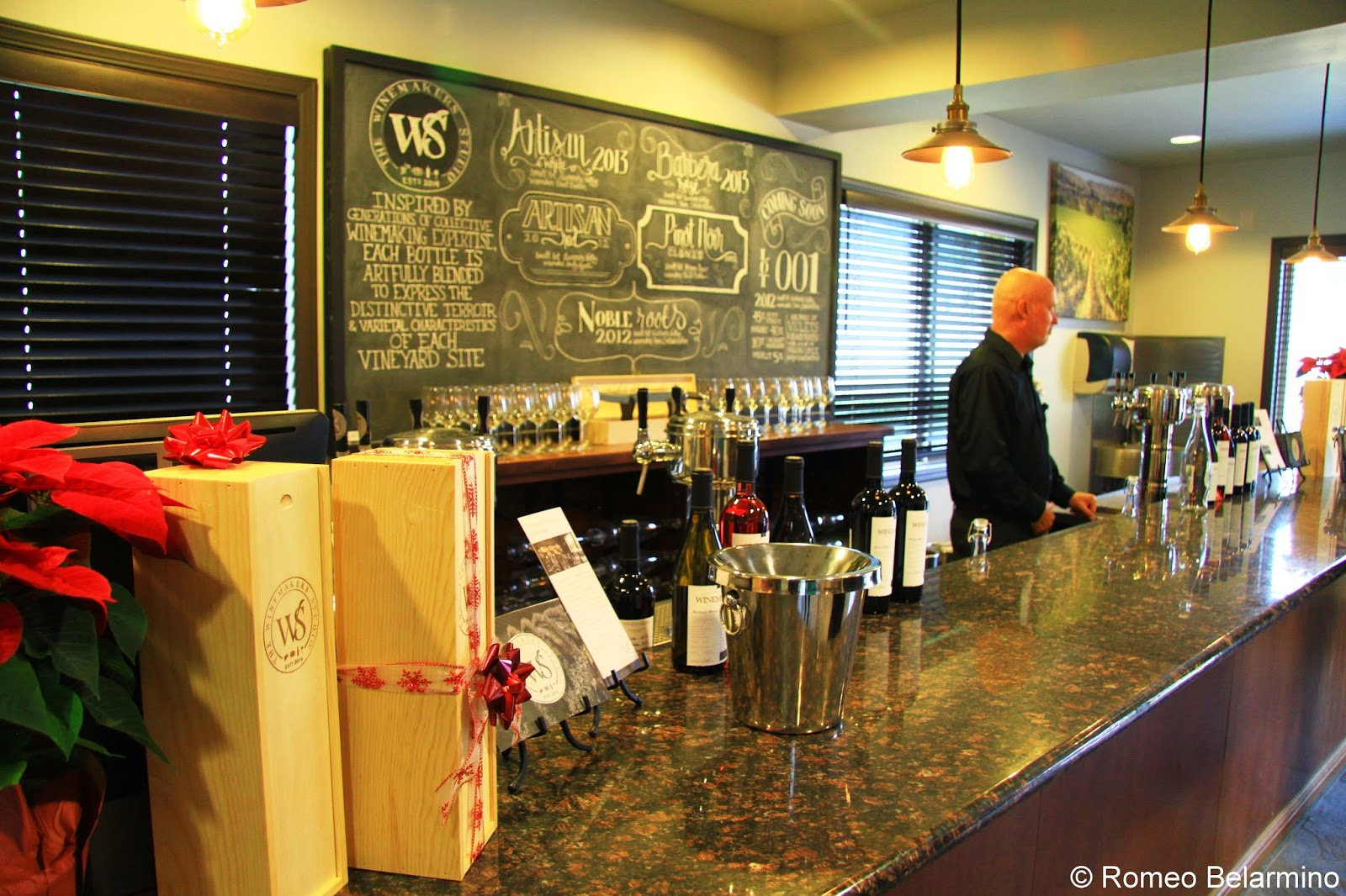 Wente Winemakers Studio Livermore Wineries Northern California