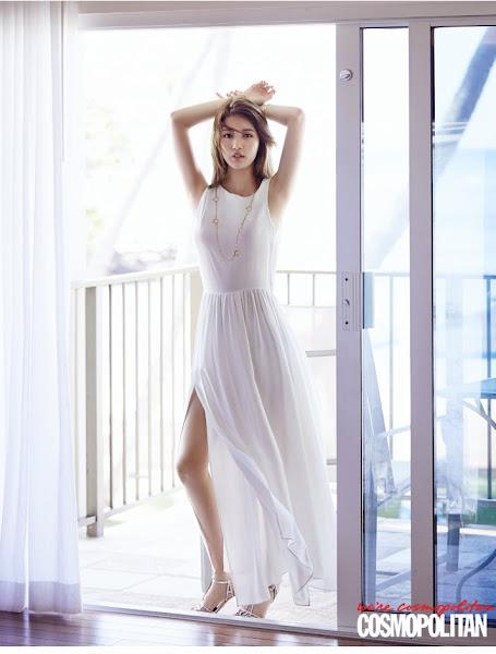 Suzy Cosmopolitan July 2014