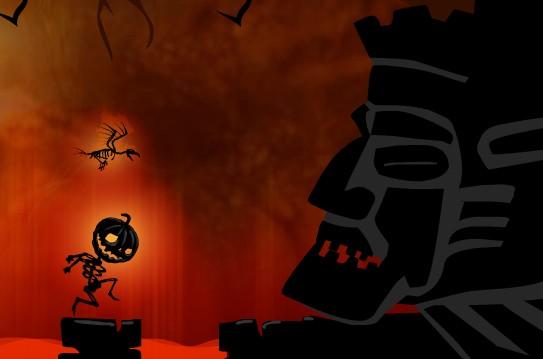 Jacko in Hell 2 walkthrough.