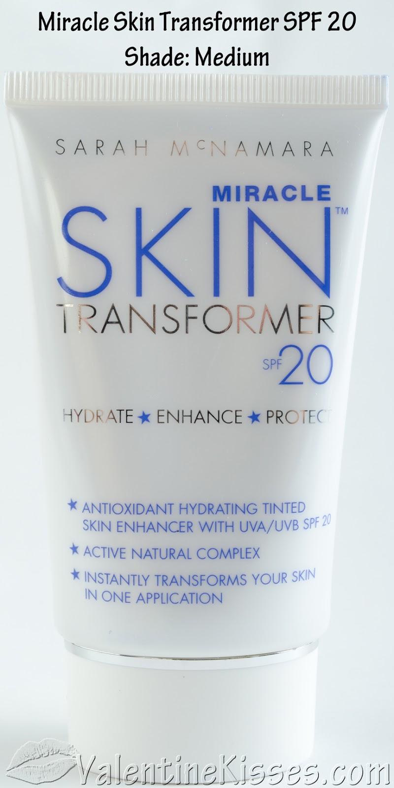 Miracle Skin Transformer Broad Spectrum Face SPF - Medium
