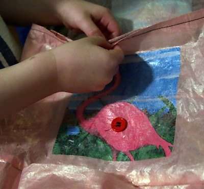 Cool and Creative Ways To Reuse Plastic Bags (45) 26