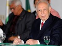 Pesar: Morre em São Paulo o ex-vice-presidente José Alencar