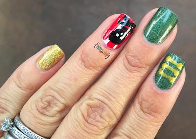 My Nail Polish Obsession Pirate Fairy Zarina Nails