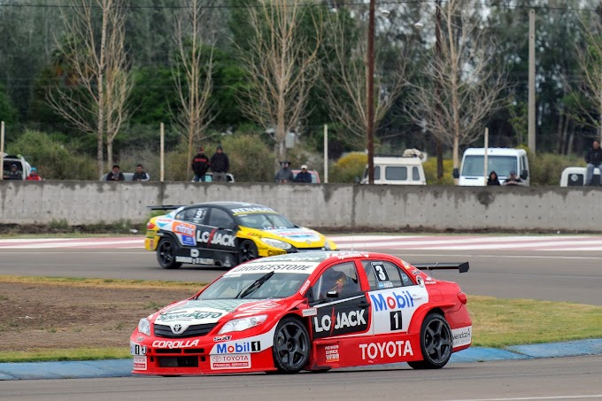 Abandono con suerte I: Matias Rossi se coronó campeón del Super TC2000