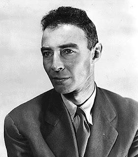 Julius Robert Oppenheim, bom atom, penemu, biografi