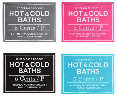 bath mats h&m