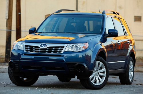 2011 Subaru Forester