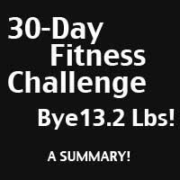 My 30-Day Fitness Challenge!