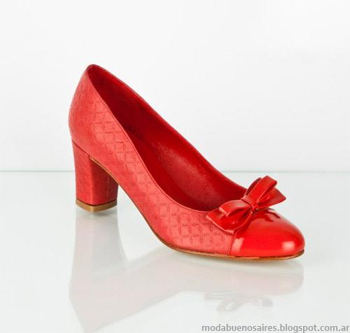 Moda zapatos de cuero 2013 Ferraro