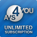 avs4you unlimited subscription logo