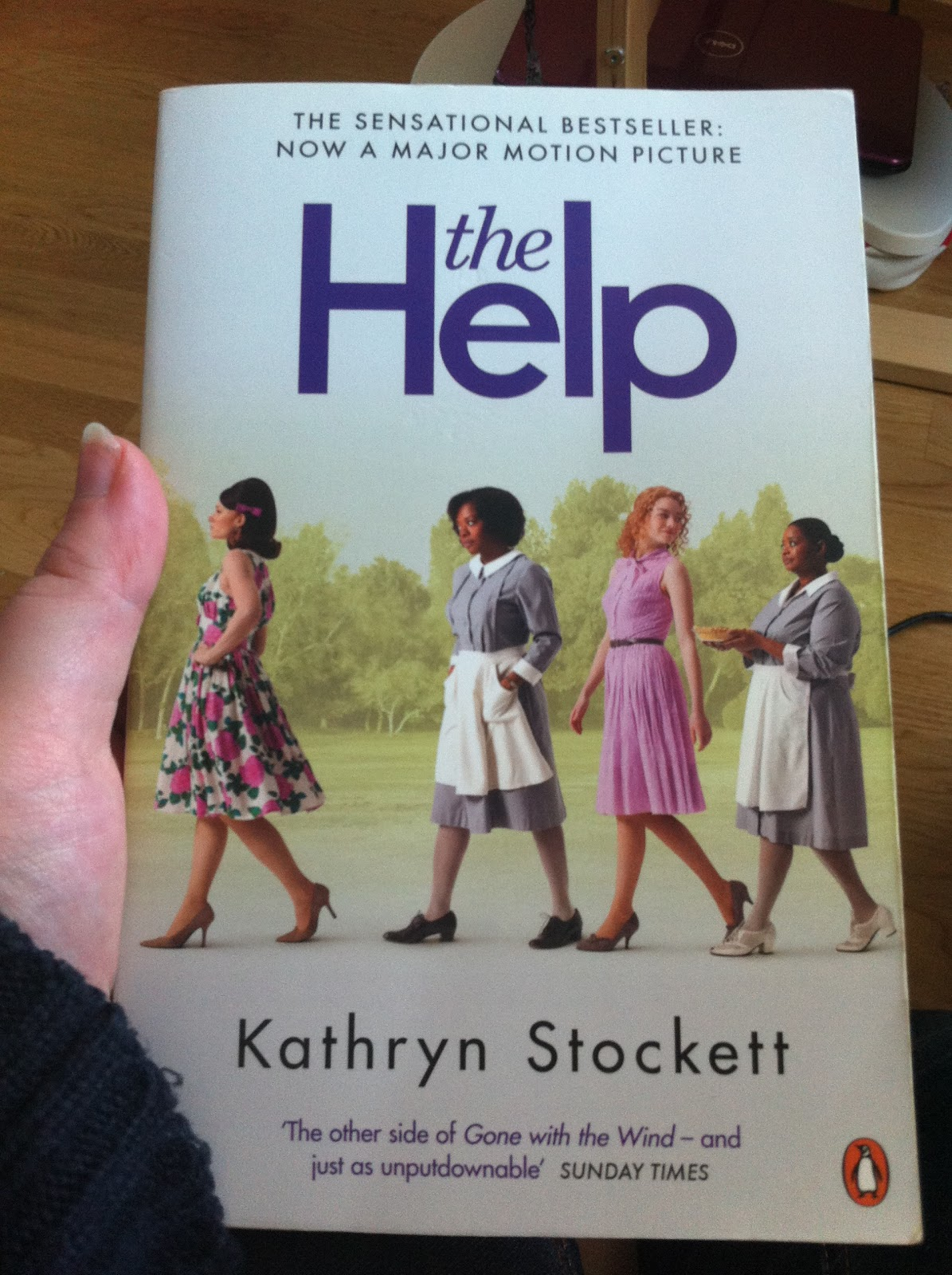 the importance of writing in the help a novel by kathryn stockett 1 dear group facilitator, this film curriculum for the help is structured for use in conjunction with watching the new movie, the help, and reading the book of the same name by kathryn stockett.