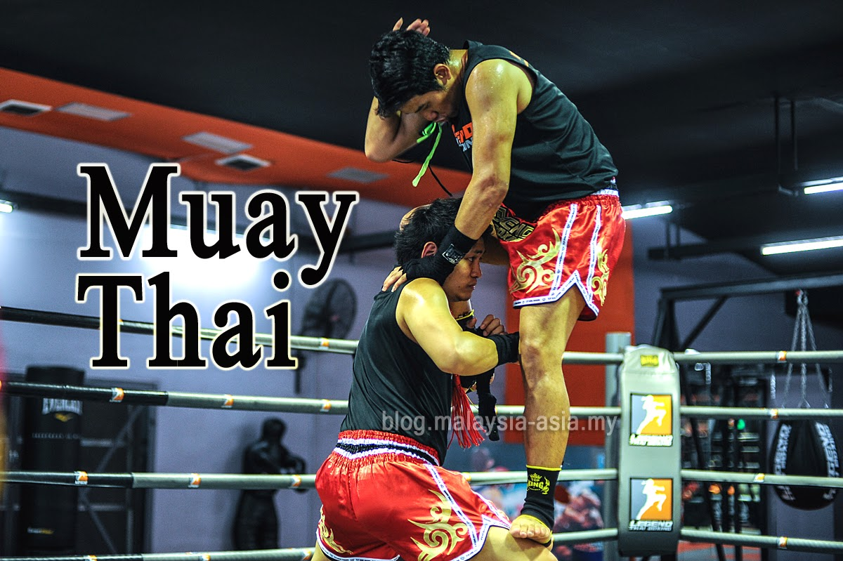 Muay Thai - Entertainment