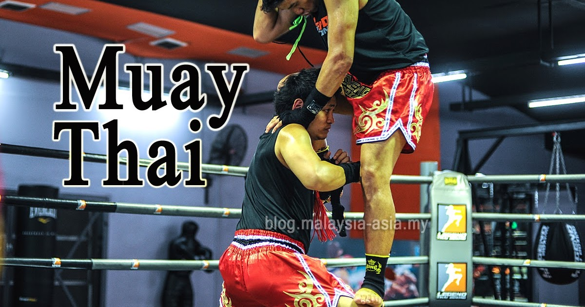 Where to learn muay thai in kl