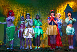 Teatro Musical - Princesas no Faz de Conta