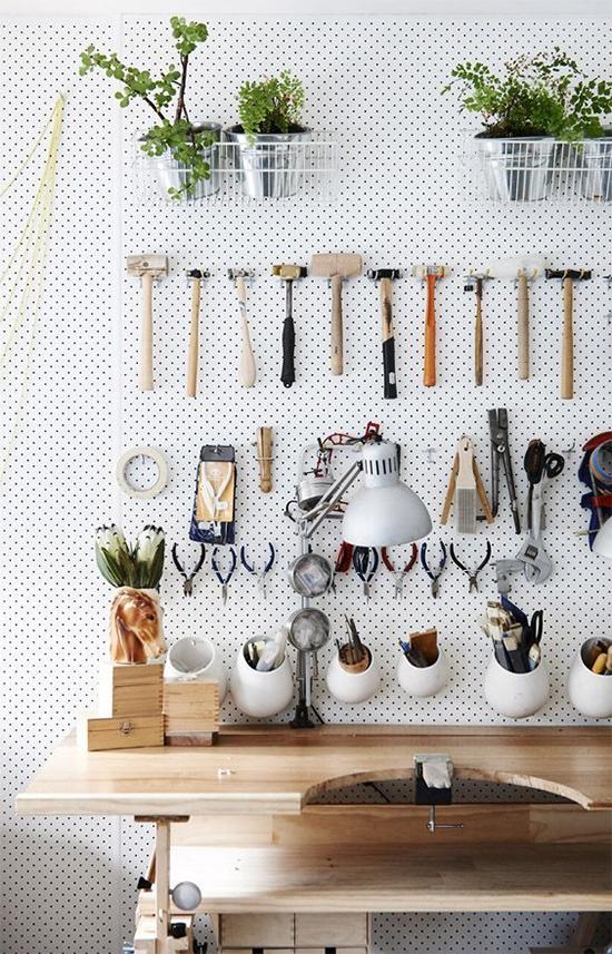 quadro organizador e ferramentas, tools, organizar, ferramentas,
