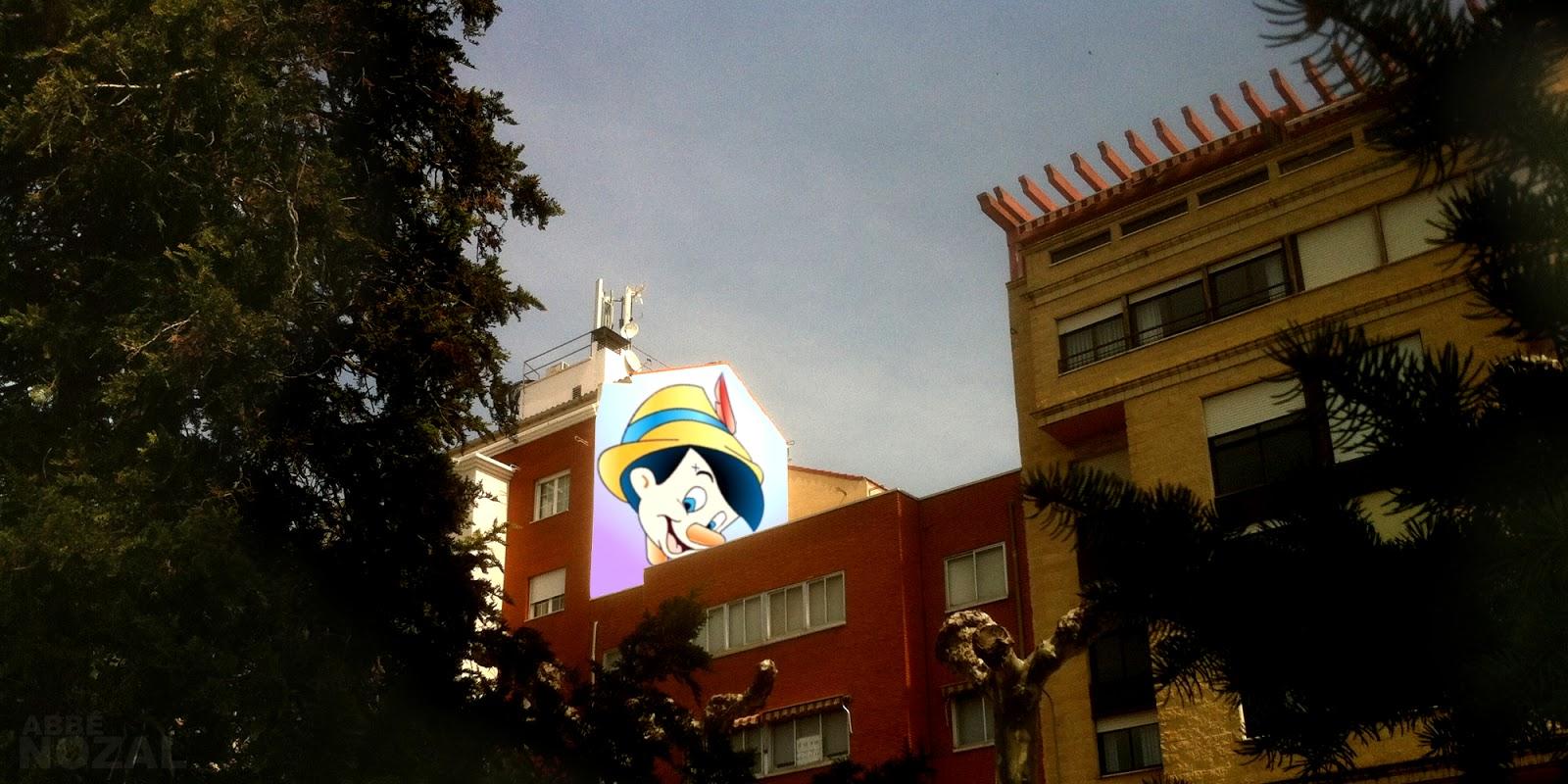 La Semana del cuento o Pinocho viene a verte, 2014 Abbé Nozal