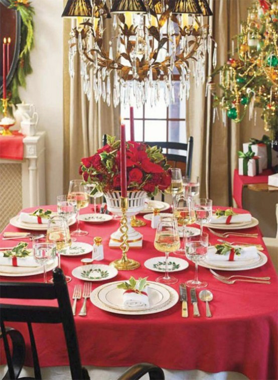 Christmas Decorating Tips Amazing Ornament Christmas Table Decorations