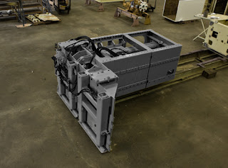 TeleEndXL for Concrete Slipform Paver