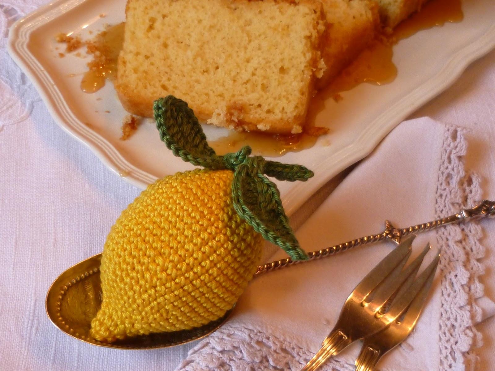 Häkeln im Quadrat: Alles Zitrone