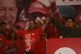 Presidente Chavez en Presentacion Oficial del Candidato Ramón Malavé