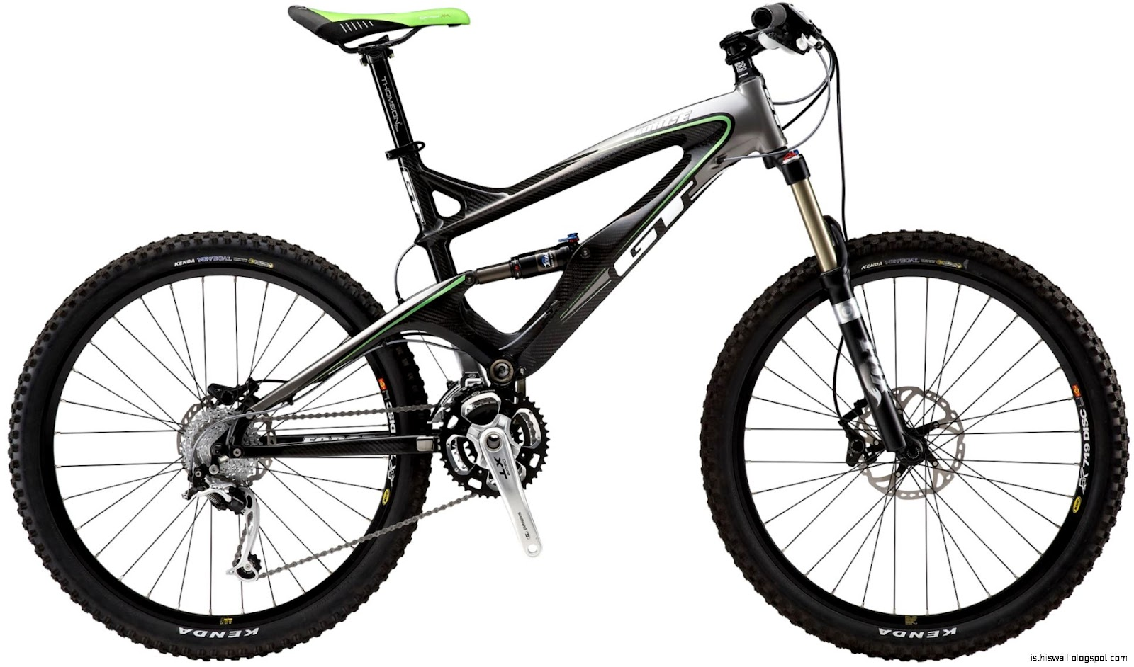 GT Force Mountain Bike