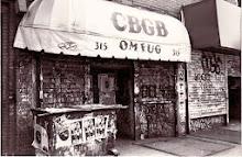 CBGB's!