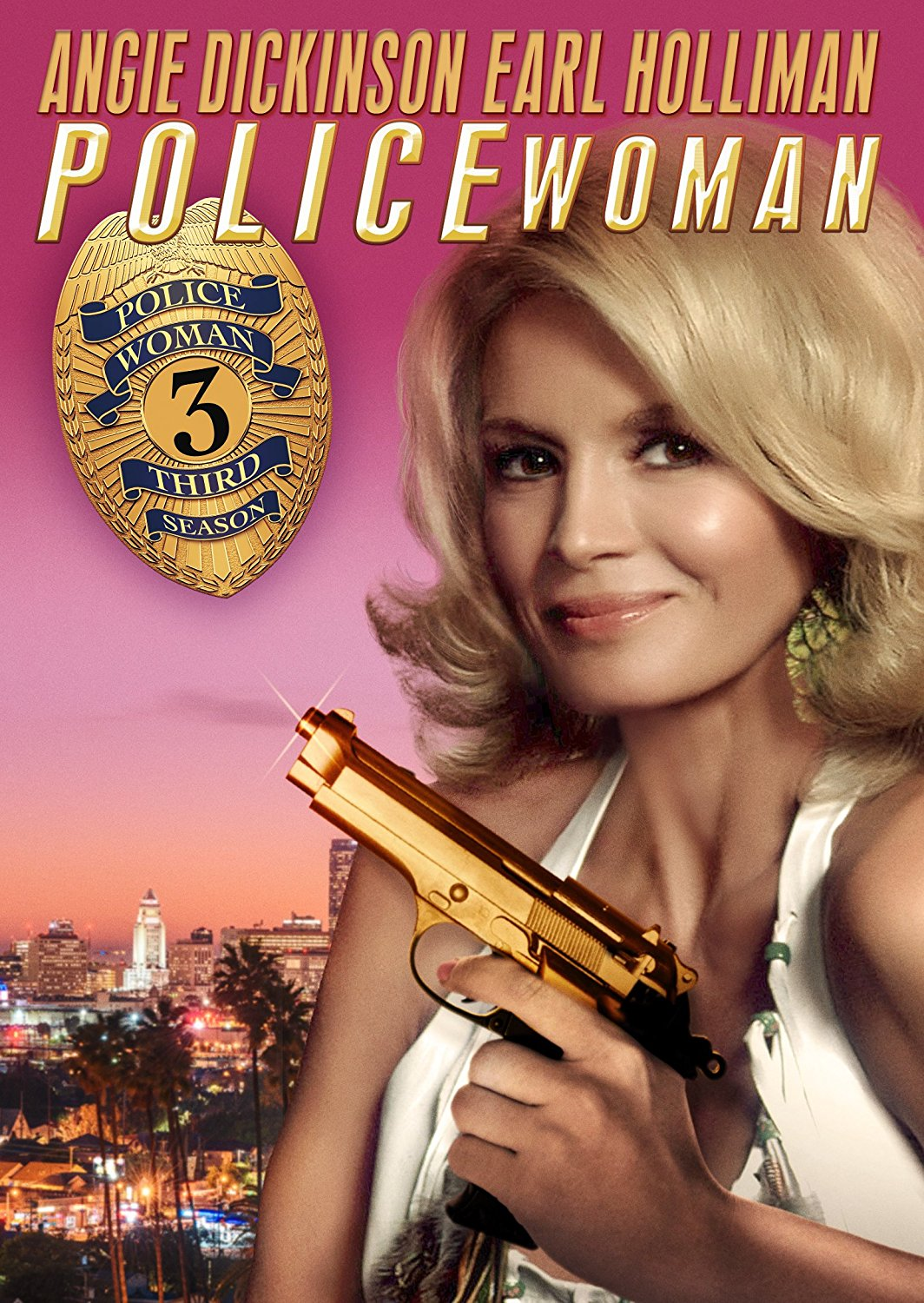 Police Woman Season 3 starring Angie Dickinson featuring The Trick Book guest starring Joan Collins
