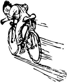 Ao infinito e além.... Riding_a_bike_fast