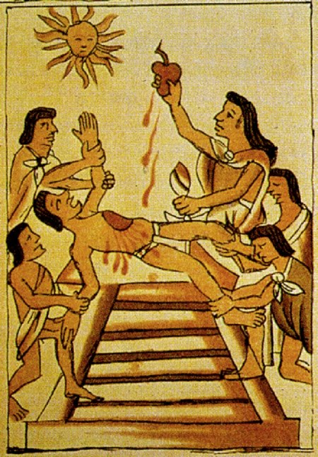 Aztec Death Rituals