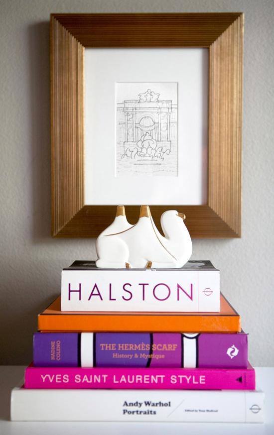 coffee table books for the fashionista/decorista - cozy•stylish•chic