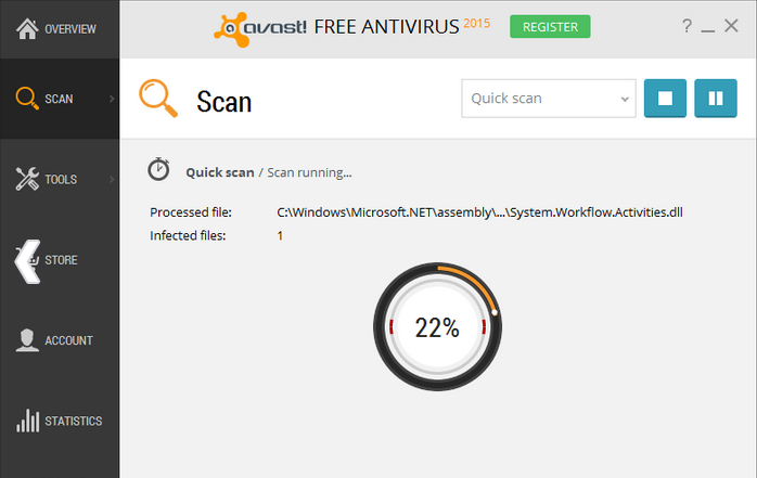 Avast Free Antivirus 10.2.2215 Terbaru Full Version 2015