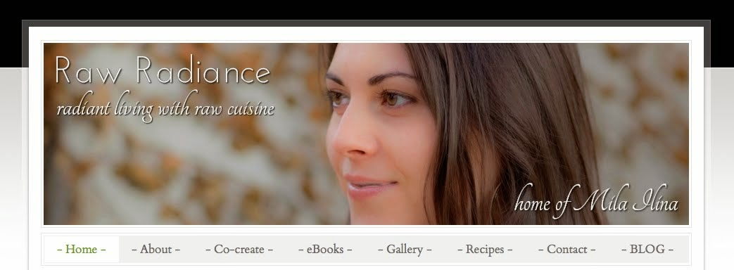 Raw Radiance Website