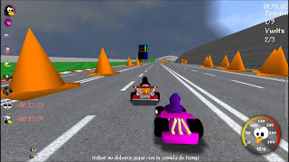 Download Game Gratis: Super Tux Kart 0.8.1 [Full Version] - PC