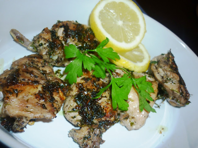 Home made Lemon chicken recipe