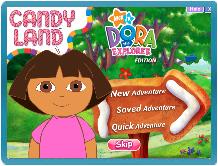 Juega con Dora. Actividades bilingües.