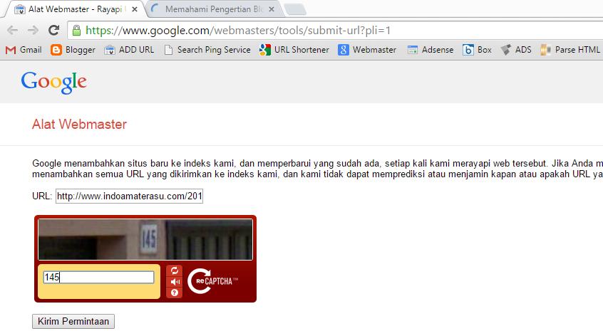Google ADD URL