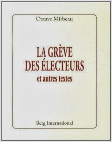 """""""La Grève des électeurs"""", Berg, 2014"""