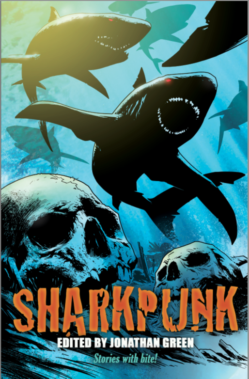 SHARKPUNK the Audiobook