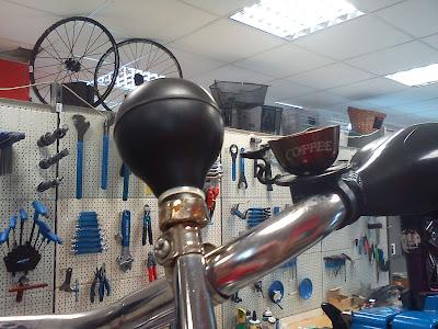 Piękny dzwonek rowerowy :) - blog rowerowy KochamRowery.pl