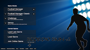 Football Manager 2013 Skin Scorpio by Dazs8