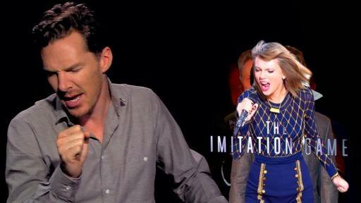 Video: Benedict Cumberbatch parodies of their colleagues