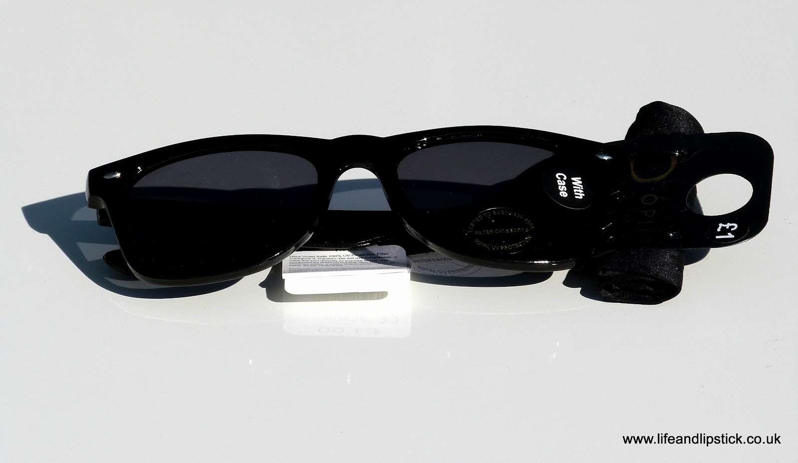 Black Primark Sunglasses