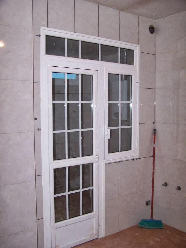 Carpinter a de aluminio silva puertas balconeras - Puerta balconera aluminio ...