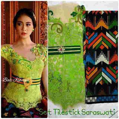 model-kebaya-modern-bali-tile-saraswati