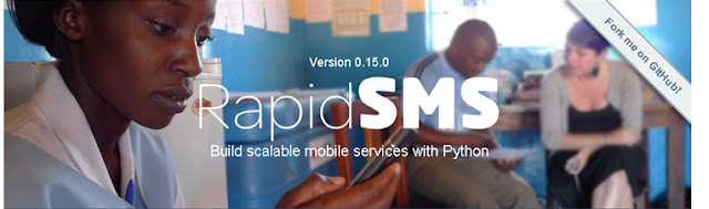 rapidSMS, mobile programming, Africa